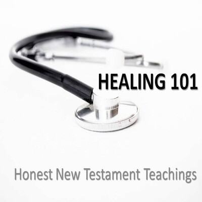 NEW TESTAMENT HEALING - For The Whole Person