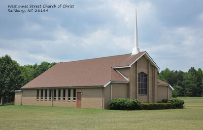 West Innes Street Church of Christ