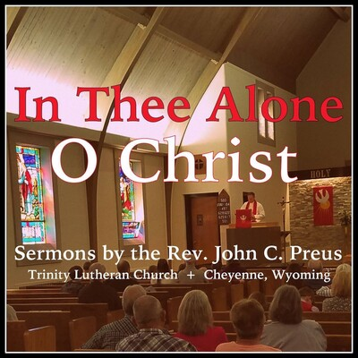In Thee Alone, O Christ