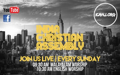 India Christian Assembly New Jersey
