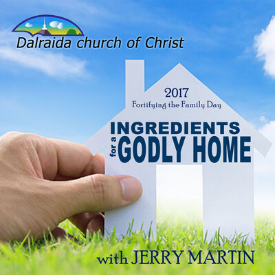 Ingredients for a Godly Home