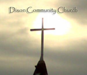 Dixon Community Church - main