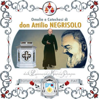 Don Attilio Negrisolo: omelie e catechesi