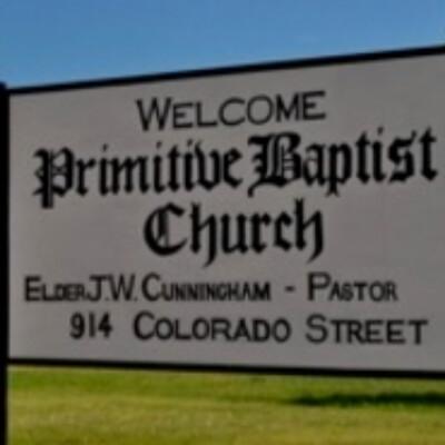 Amarillo Primitive Baptist Church
