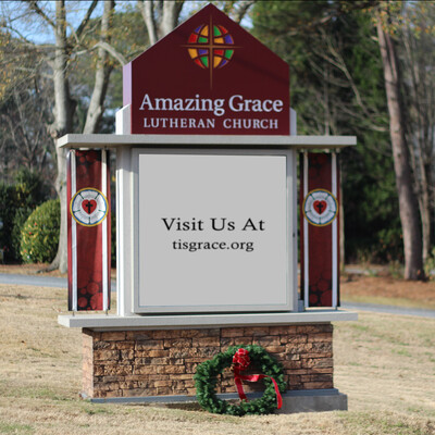 Amazing Grace Lutheran Church Sermon Series