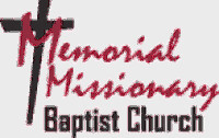Memorial Missionary Baptist Church Podcast