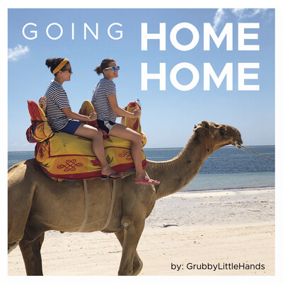 Going Home-Home by GrubbyLittleHands
