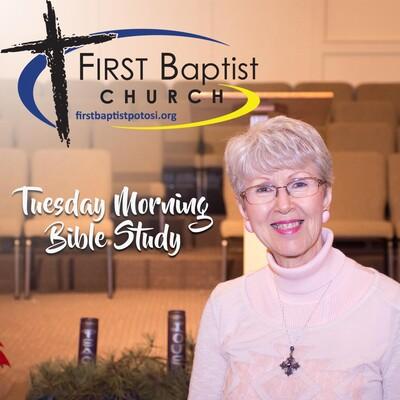 FBC Tuesday Morning Bible Study