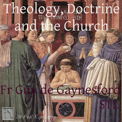 Theology Doctrine and the Church – ST PAUL REPOSITORY