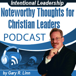 Intentional Leadership » Podcast Feed
