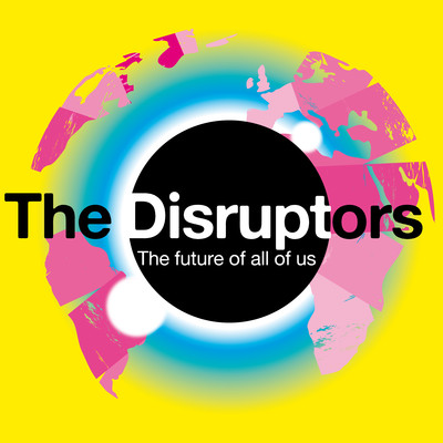 The Disruptors - About the Future of Us All, Prev FringeFM | Science | Technology | Health | Space Tech | Singularity | AI | VR | Cryptocurrencies & Blockchain | Climate Change | IoT