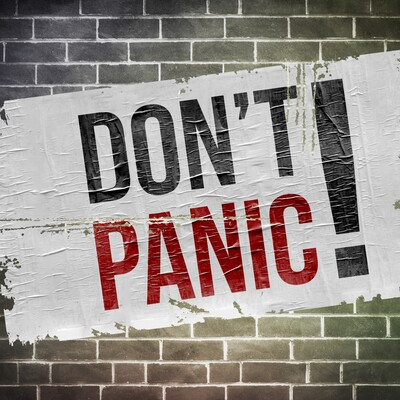 DON'T PANIC - With Mike and Stephen