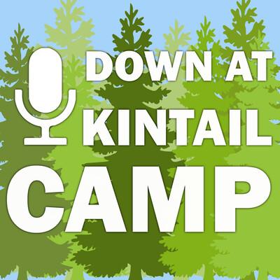 Down at Kintail Camp