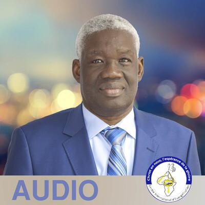 Dr Mamadou P. Karambiri