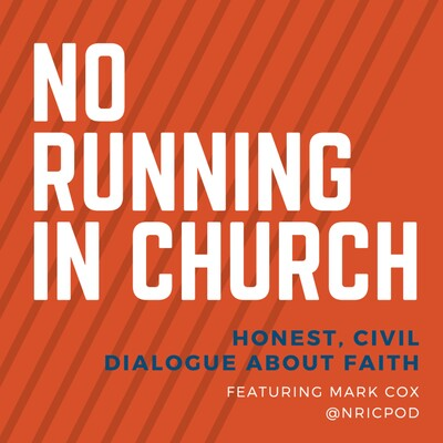 No Running In Church Pod