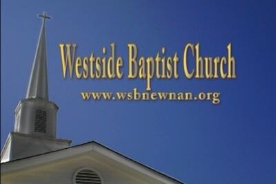 Westside Baptist Church Newnan GA