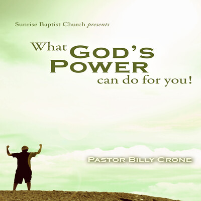What Can God's Power Do For You - Audio