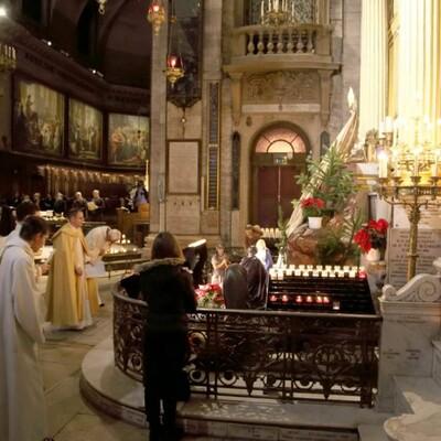 Messe pour les Malades – Radio Notre Dame
