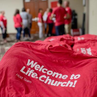 Life.Church Host Team
