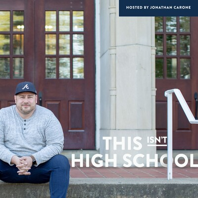 This Isn't High School
