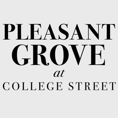 Pleasant Grove at College Street