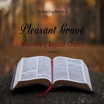 Pleasant Grove Missionary Baptist Church
