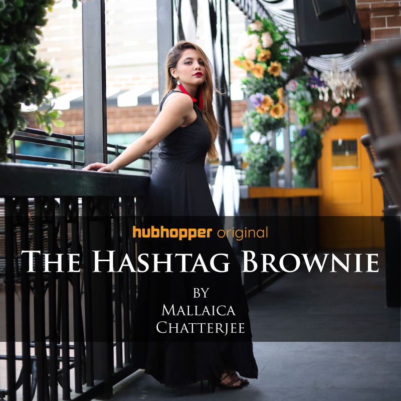 The Hashtag Brownie
