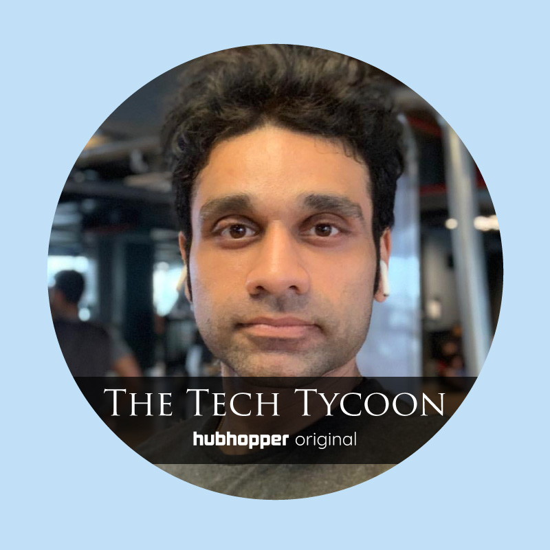 The Tech Tycoon