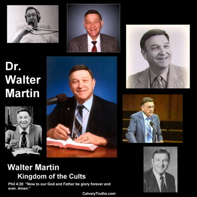 Dr. Walter Martin - Bible Studies - Kingdom of the Cults