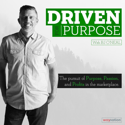 Driven For Purpose Podcast