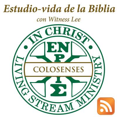 Estudio-vida de Colosenses con Witness Lee