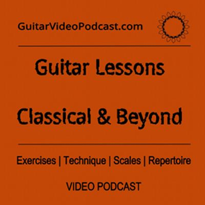 Learn to play the guitar with : Guitar Lessons, Classical & Beyond