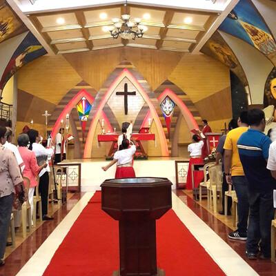 Cathedral Church of Saint Michael Kalibo Sermons