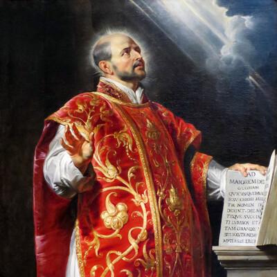 Catholic Ignatian Marian Spirituality with Fr. Ed Broom, OMV