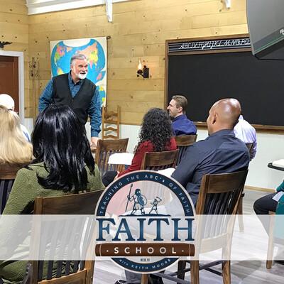 Why Faith? - Faith School Week 1 Audio
