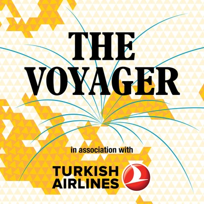 Monocle 24: The Voyager