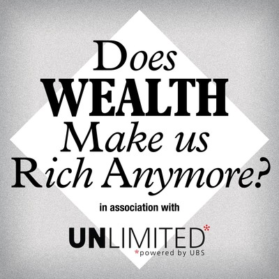 Monocle 24: Does wealth make us rich anymore?