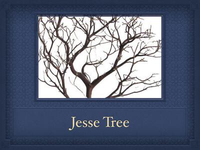 Evers Bible Class - Jesse Tree