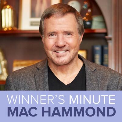 Winner's Minute Video Podcast