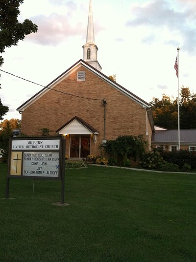 Milburn United Methodist Church