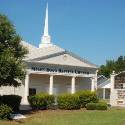 Miles Road Baptist Church's Sermon Podcast
