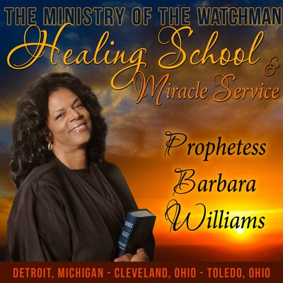 Ministry of the Watchman - Healing Schools