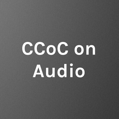 CCoC on Audio