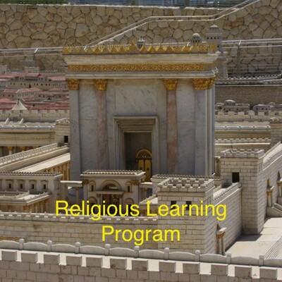Religious Learning Program