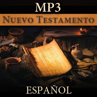 Nuevo Testamento | MP3 | SPANISH