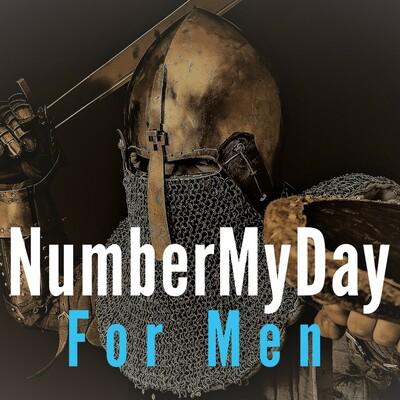NumberMyDay for Men