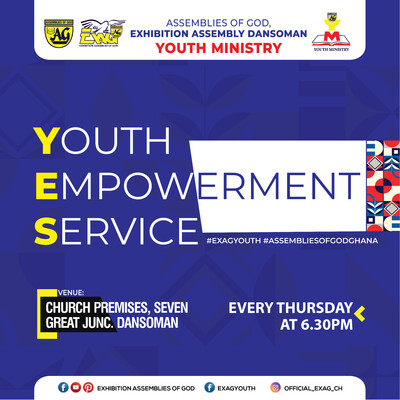 Exhibition AG Youth Ministry