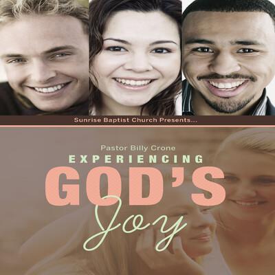 Experiencing God's Joy - Audio