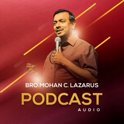 Mohan C Lazarus Audio Podcast