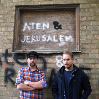 Aten och Jerusalem